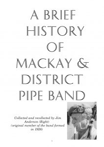 Band Book cover