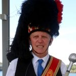 Russell  (Drum Major) (tenor)